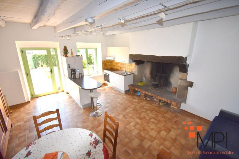 Sale house / villa La chapelle thouarault 152900€ - Picture 1