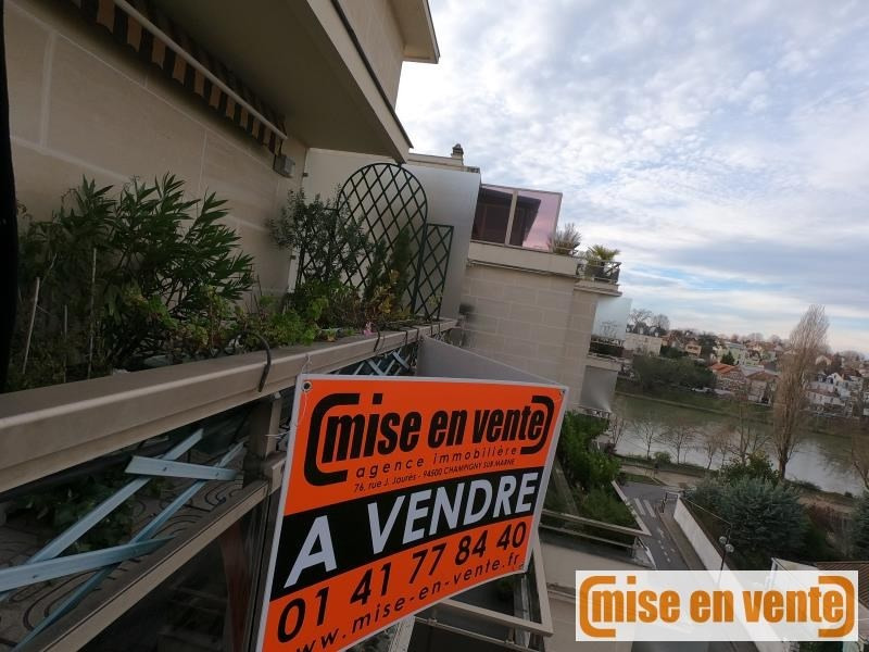 Vente de prestige appartement Champigny sur marne 520 000€ - Photo 7