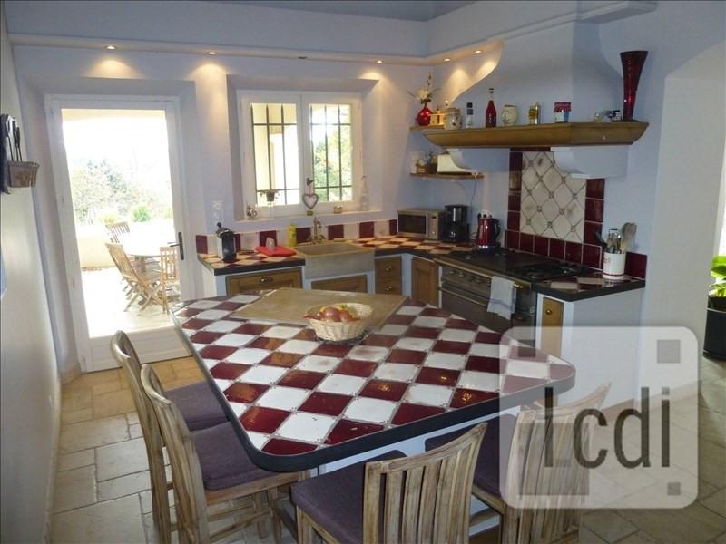 Vente de prestige maison / villa Savasse 610000€ - Photo 4