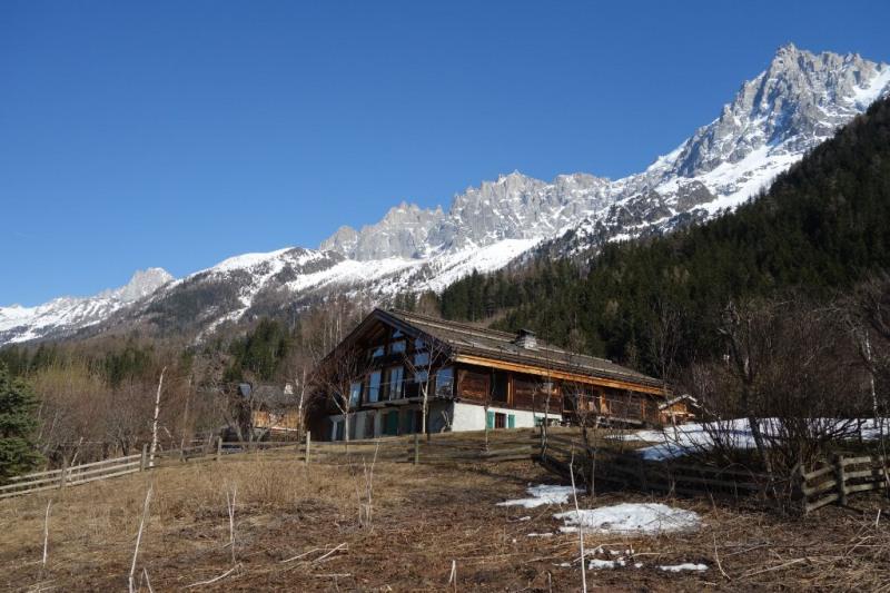 Vente terrain Chamonix mont blanc 426000€ - Photo 2