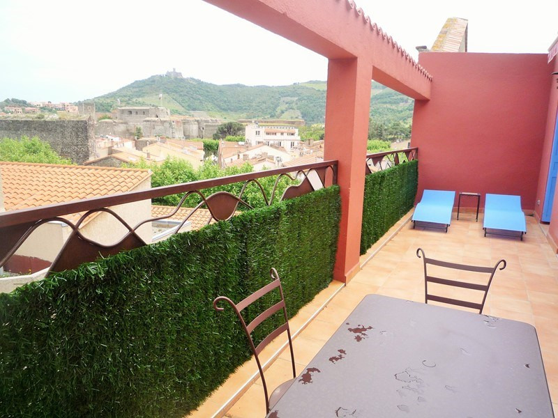 Location vacances appartement Collioure 468€ - Photo 8