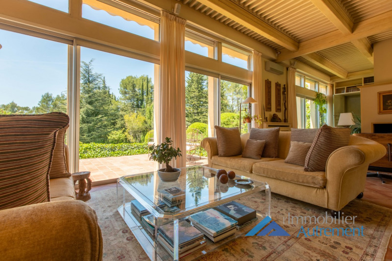 Vente de prestige maison / villa Aix en provence 2300000€ - Photo 7