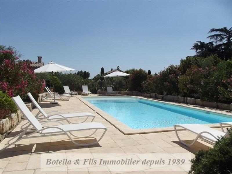 Deluxe sale house / villa Goudargues 1265000€ - Picture 14