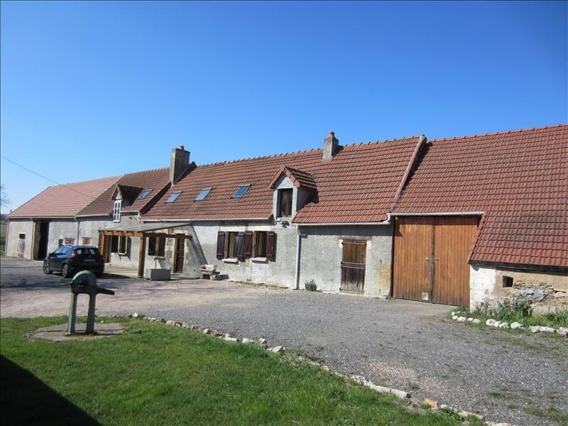 Vente maison / villa Moulins 159000€ - Photo 1