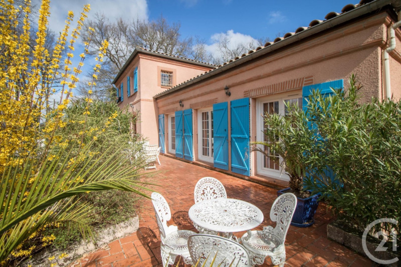 Vente maison / villa Fonsorbes 395 000€ - Photo 1