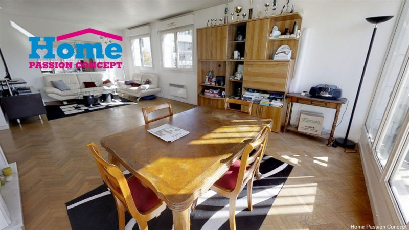 Sale apartment Suresnes 808000€ - Picture 2