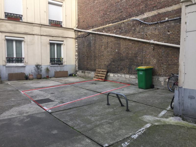 Sale parking spaces Paris 10ème 20500€ - Picture 2