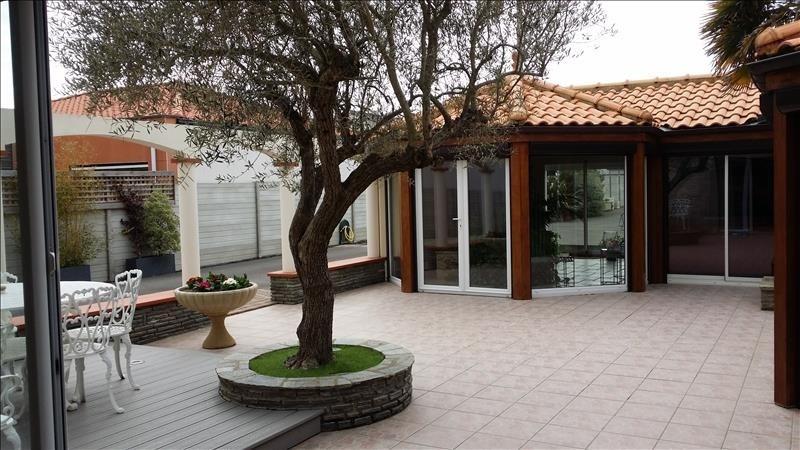 Sale house / villa La plaine sur mer 433000€ - Picture 3