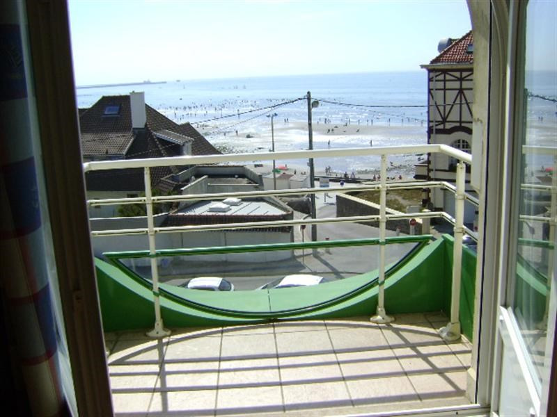 Vacation rental apartment Wimereux 400€ - Picture 1