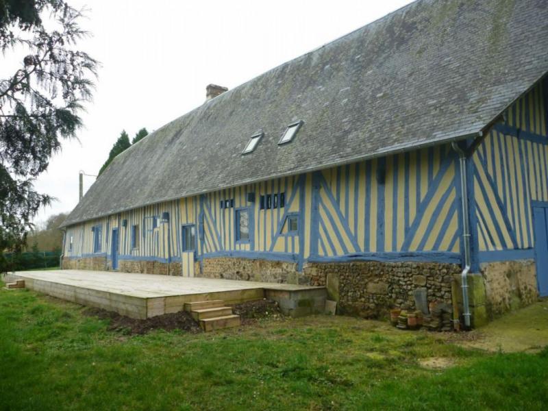 Vente maison / villa Orbec 157500€ - Photo 9