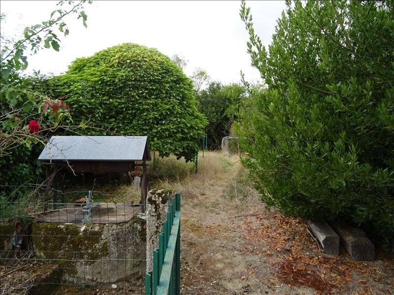 Vente maison / villa Cossaye 66000€ - Photo 8