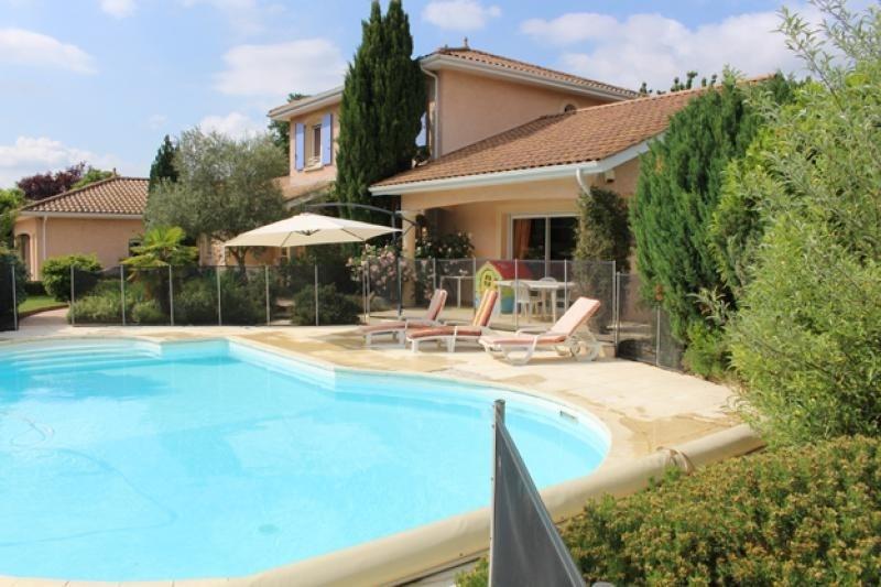 Deluxe sale house / villa Villette d anthon 599000€ - Picture 1