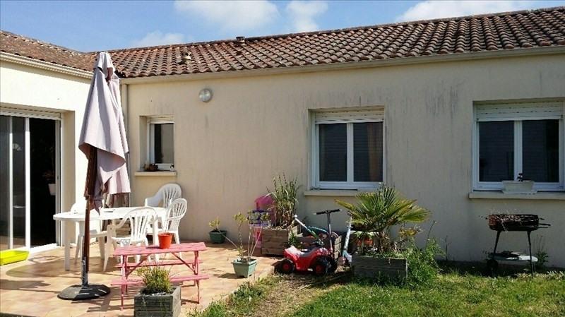 Rental house / villa Chauve 750€ CC - Picture 1