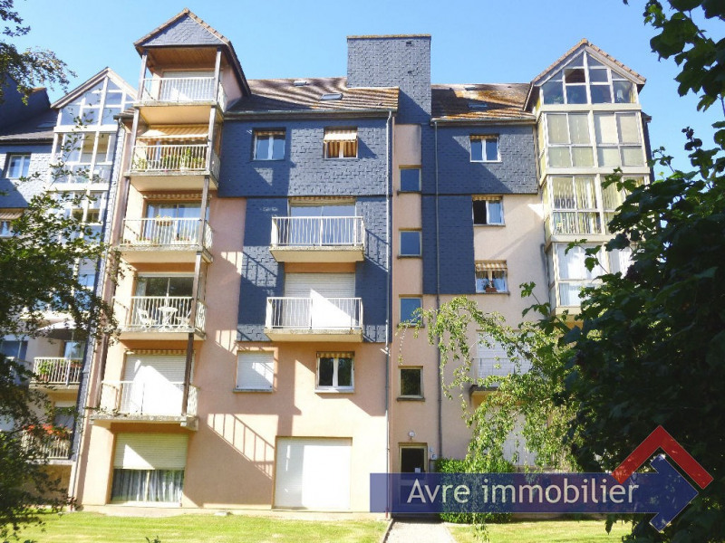 Vente appartement Verneuil d'avre et d'iton 43 000€ - Photo 7