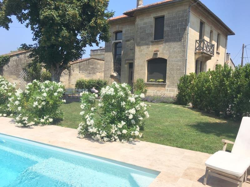 Vente de prestige maison / villa Saint andre de cubzac 556500€ - Photo 4