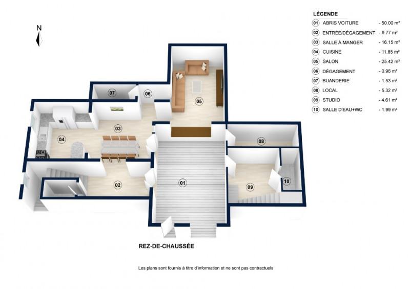 Vente maison / villa Bouillargues 226000€ - Photo 10
