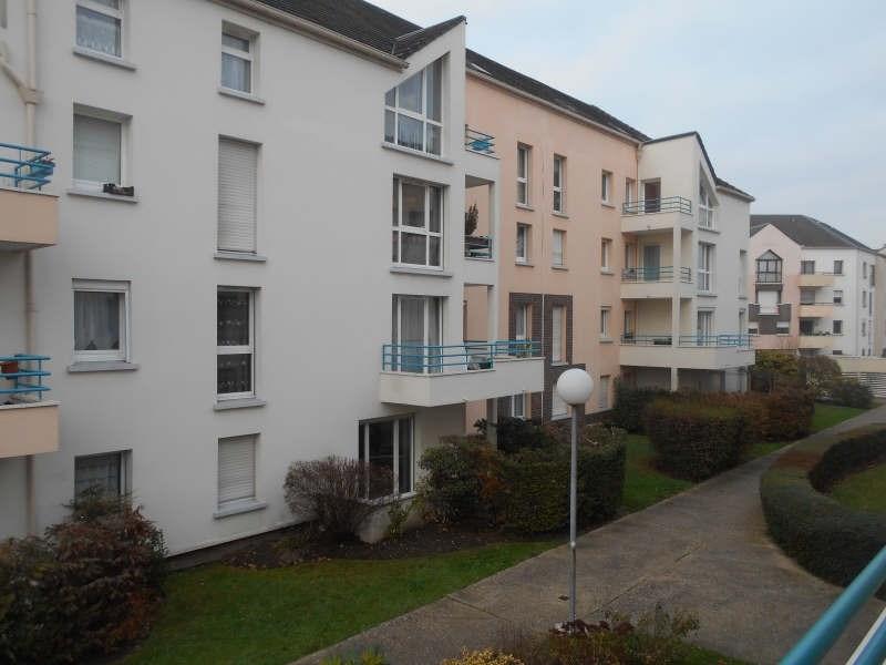 Rental apartment Beauchamp 866€ CC - Picture 1