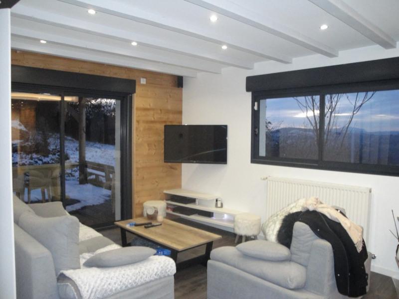 Vente maison / villa Gruffy 420000€ - Photo 2