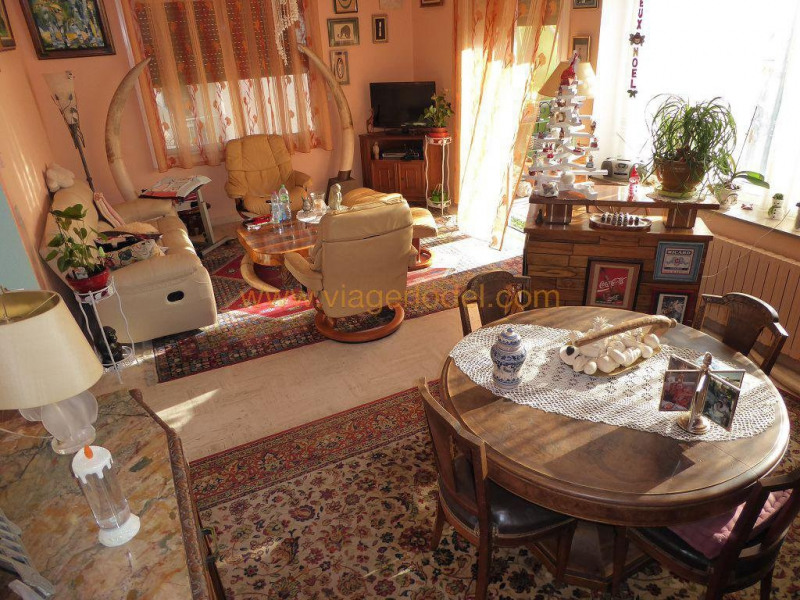 Vendita nell' vitalizio di vita casa Cannes 136000€ - Fotografia 7