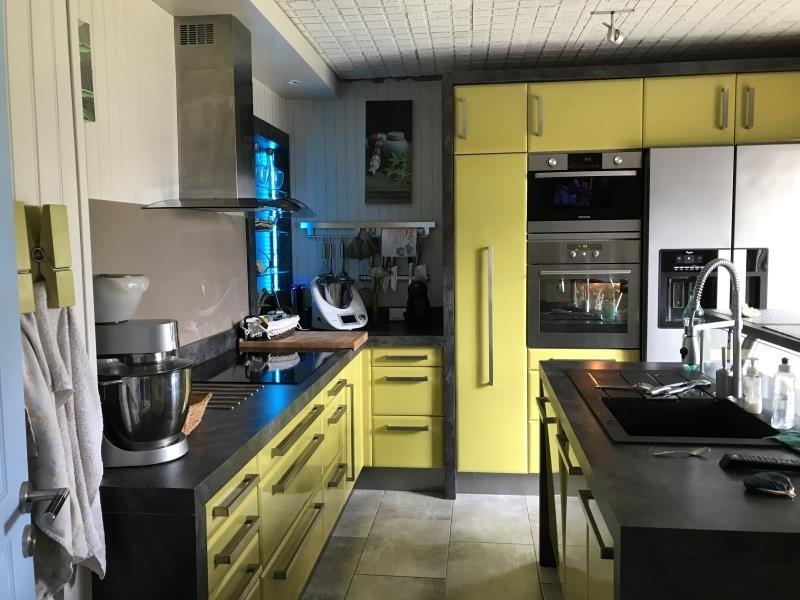 Sale house / villa St germain sur ay 220000€ - Picture 5