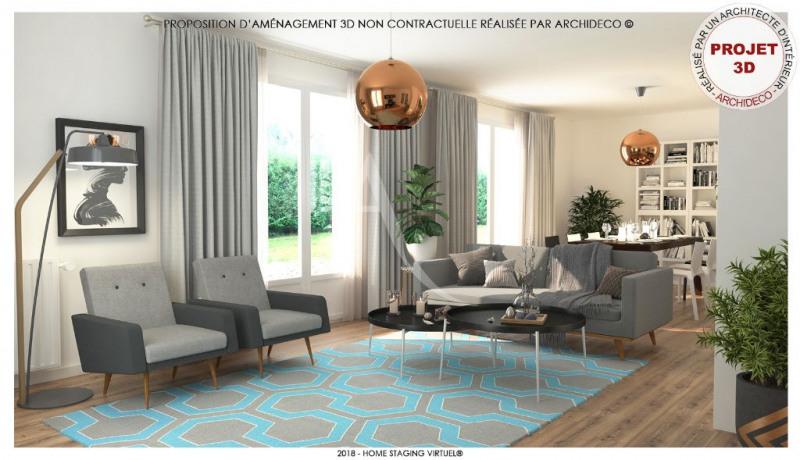 Vente maison / villa Plaisance du touch 359900€ - Photo 3