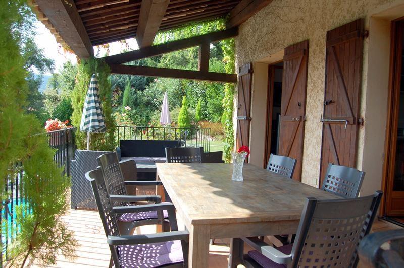 Vente de prestige maison / villa Les adrets-de-l'estérel 740000€ - Photo 11