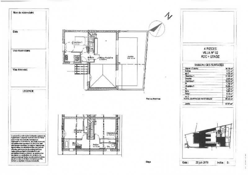 Sale house / villa Saint vincent de tyrosse 225500€ - Picture 2