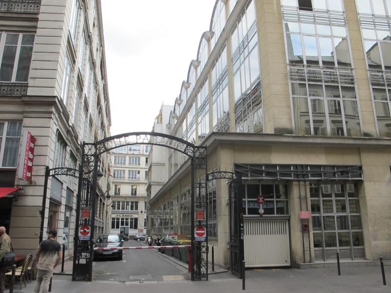 Locação escritório Paris 10ème 2120,54€ HT/HC - Fotografia 8