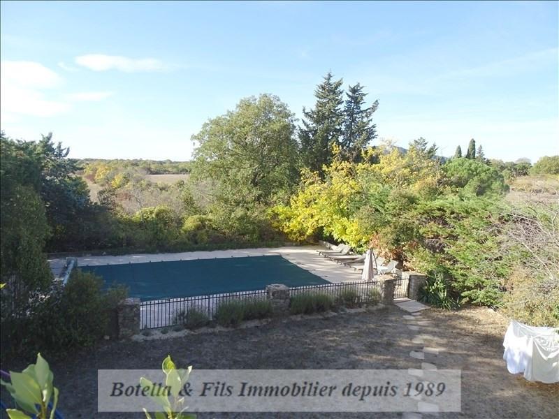 Verkoop van prestige  huis Uzes 595000€ - Foto 2
