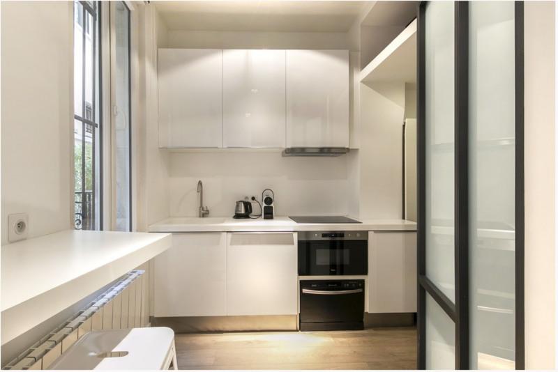 Rental apartment Paris 17ème 1000€ CC - Picture 3