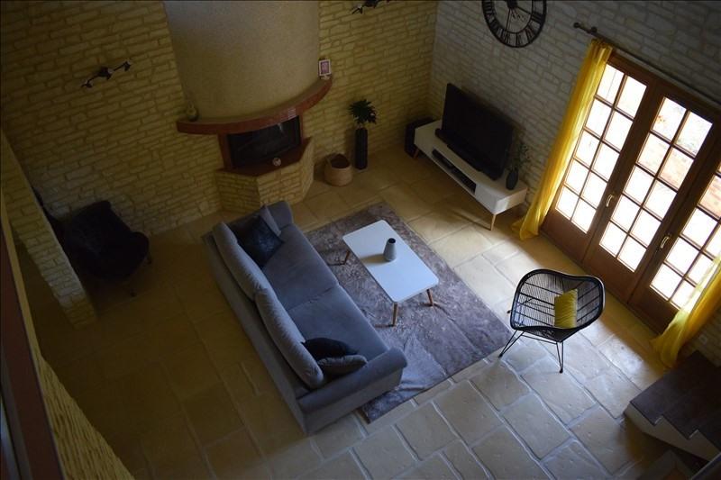 Sale house / villa Breval 339000€ - Picture 8