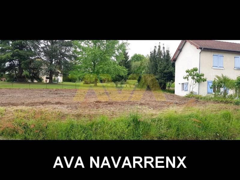 Vente terrain Navarrenx 33000€ - Photo 1