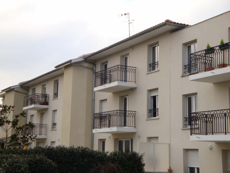 Rental apartment Bordeaux 665€ CC - Picture 1