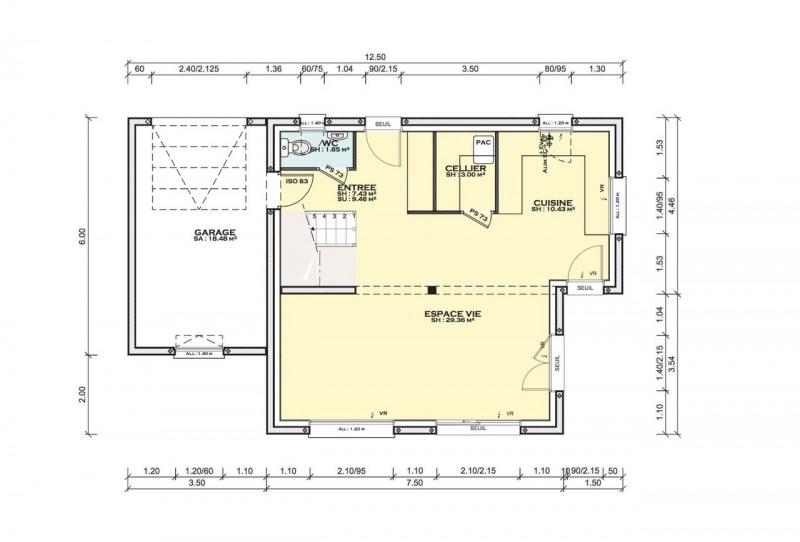 Sale house / villa Choisy 375000€ - Picture 3