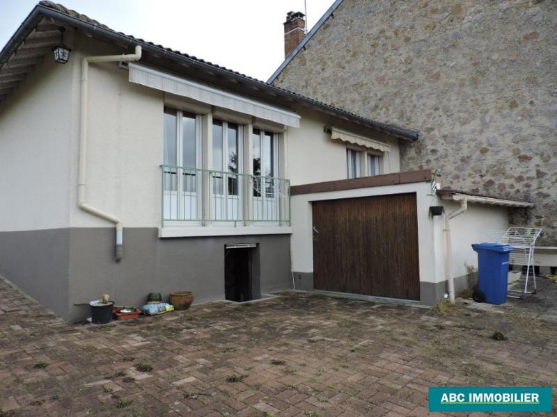 Vente maison / villa Condat sur vienne 126260€ - Photo 2
