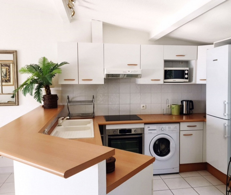 Location vacances appartement Cavalaire 800€ - Photo 13
