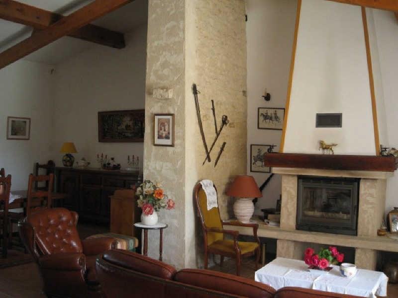 Vente maison / villa Souvigne 280800€ - Photo 6