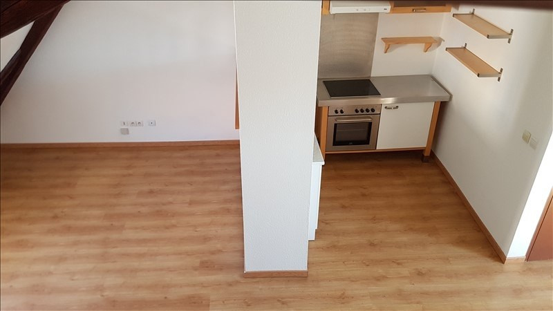 Rental apartment Lauterbourg 550€ CC - Picture 1