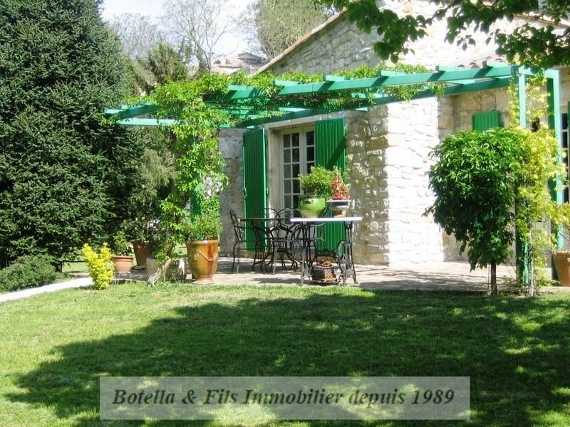 Verkoop van prestige  huis Uzes 630000€ - Foto 14