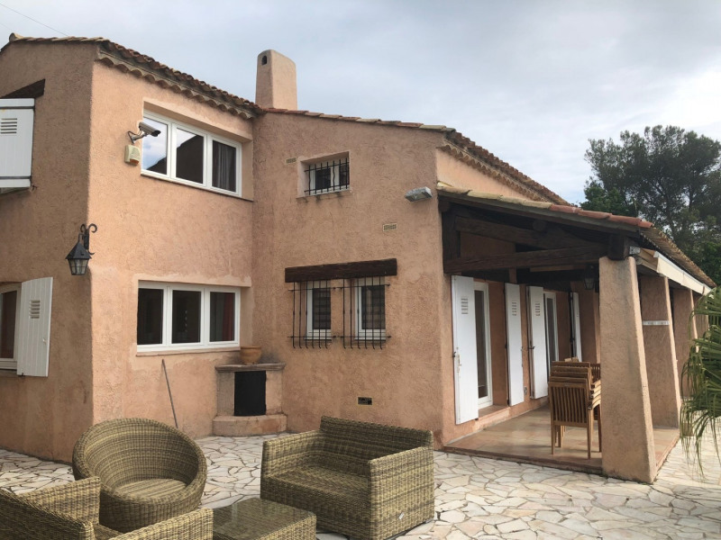 Location vacances maison / villa Les issambres 2 035€ - Photo 14