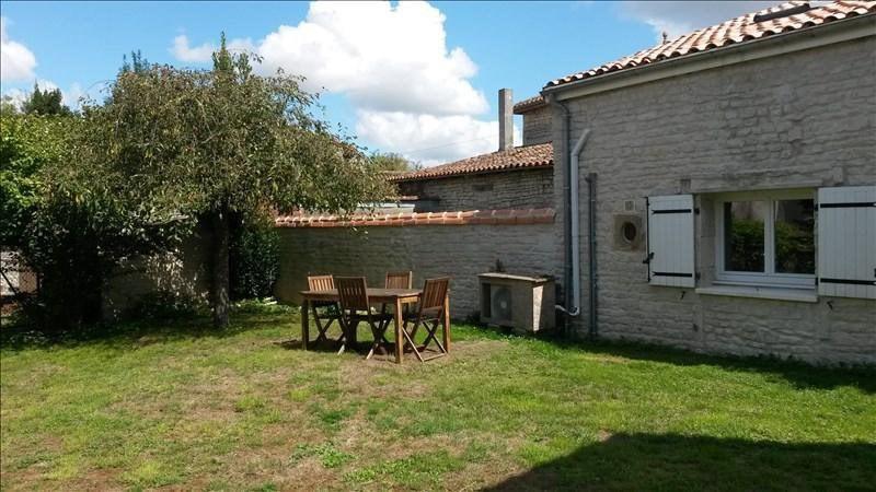 Sale house / villa Aigre 107000€ - Picture 2
