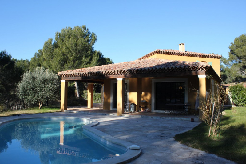 Vente de prestige maison / villa Ventabren 890000€ - Photo 2