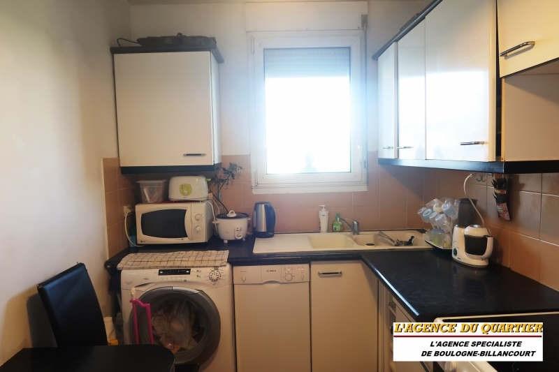 Venta  apartamento Boulogne billancourt 424000€ - Fotografía 5