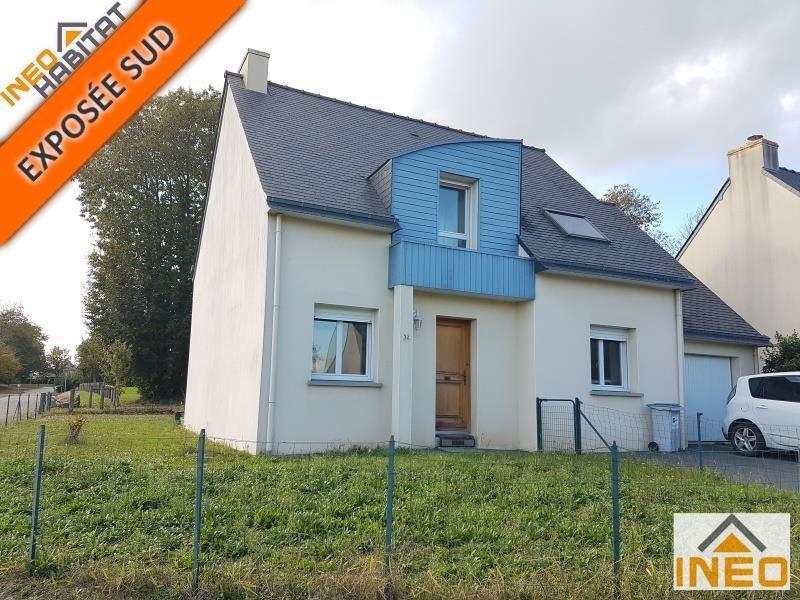 Vente maison / villa Vignoc 240700€ - Photo 1