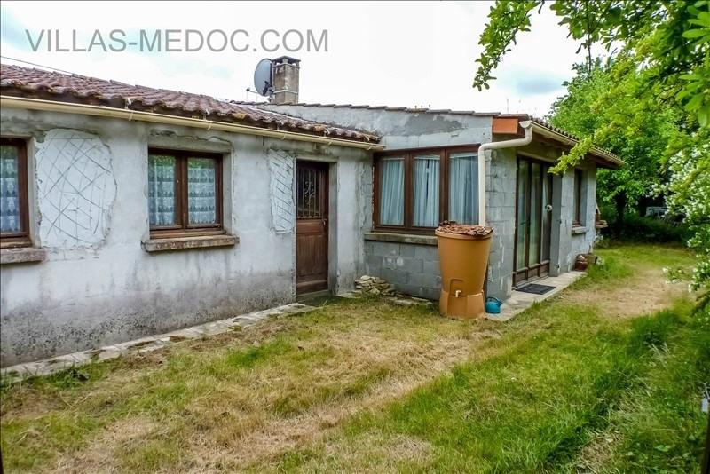 Sale house / villa Jau dignac et loirac 81000€ - Picture 3