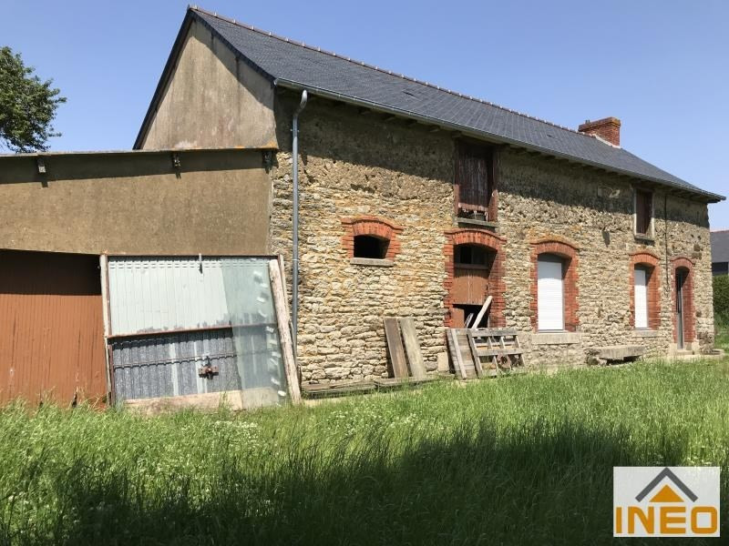 Vente maison / villa Quedillac 70 200€ - Photo 3