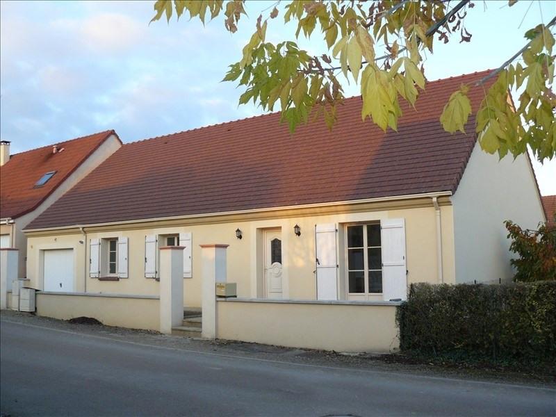 Vente maison / villa Ligny le chatel 140000€ - Photo 2