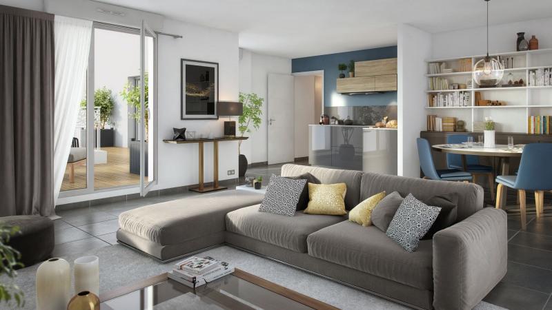 New home sale program Saint-ouen  - Picture 3