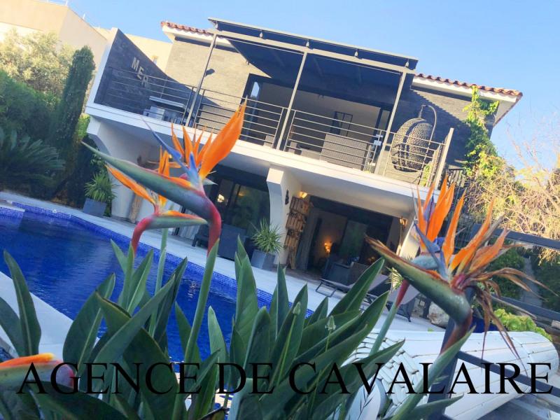Sale house / villa Cavalaire sur mer 895000€ - Picture 1