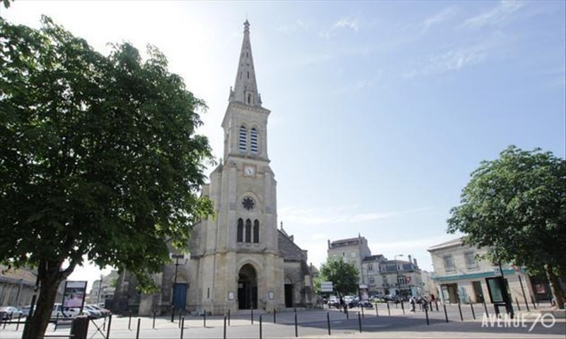 Vente appartement Bordeaux 326 000€ - Photo 1